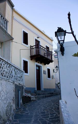 Irene's House Olympos Karpathos